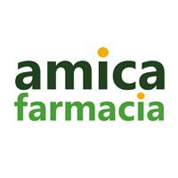 Sauber Sport Gambale Unisex a Compressione colore Grigio-Rosso taglia M - Amicafarmacia